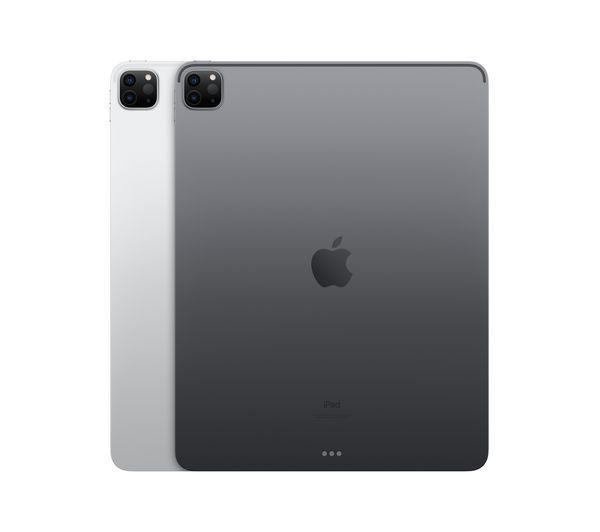 "Buy APPLE 12.9"" iPad Pro (2021) - 512 GB, Silver | Free ..."