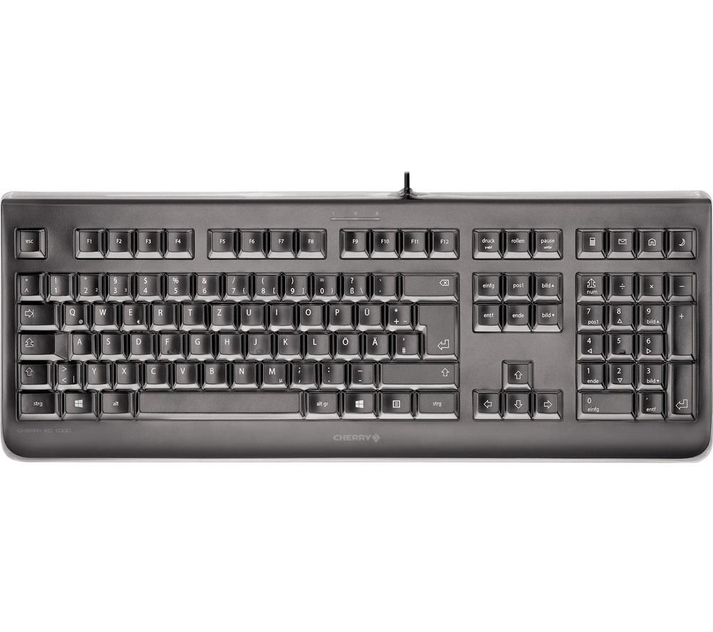 Image of CHERRY KC 1068 Keyboard