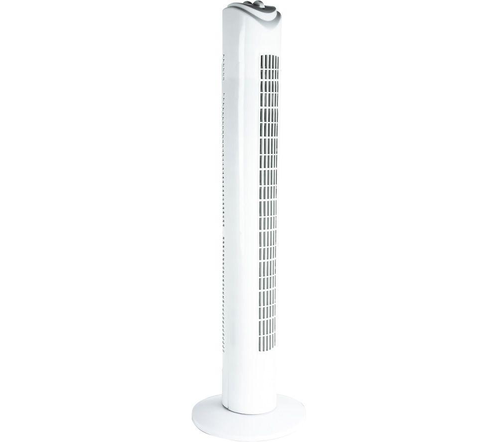 "STATUS 32"" Tower Fan - White"