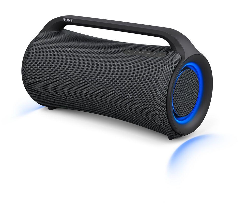 SONY SRS-XG500 Portable Bluetooth Speaker - Black