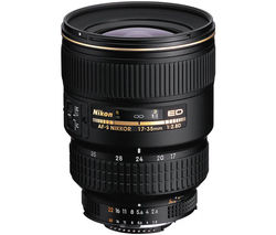 NIKON AF-S Zoom-NIKKOR 17-35 mm f/2.8D IF-ED Wide-angle Zoom Lens