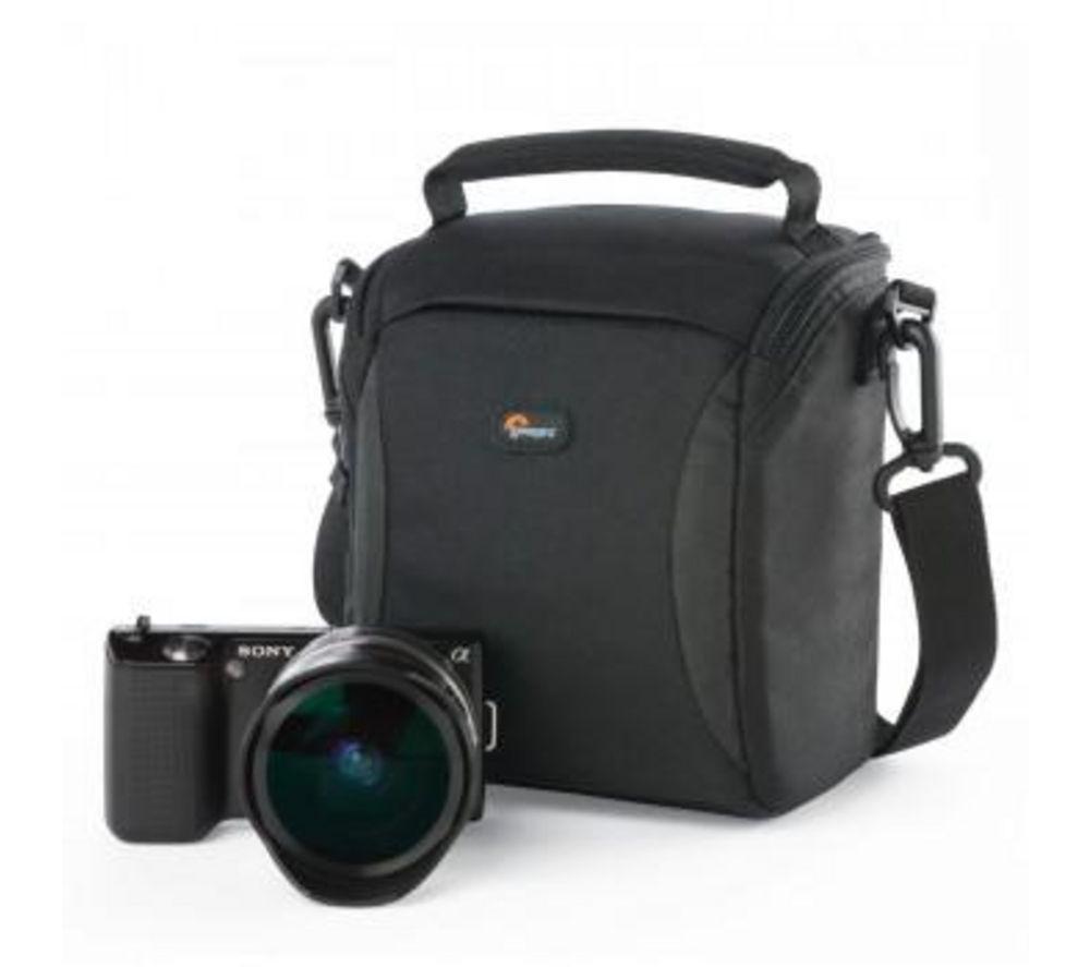 LOWEPRO Format 120 LP36510 Compact Camera Bag - Black