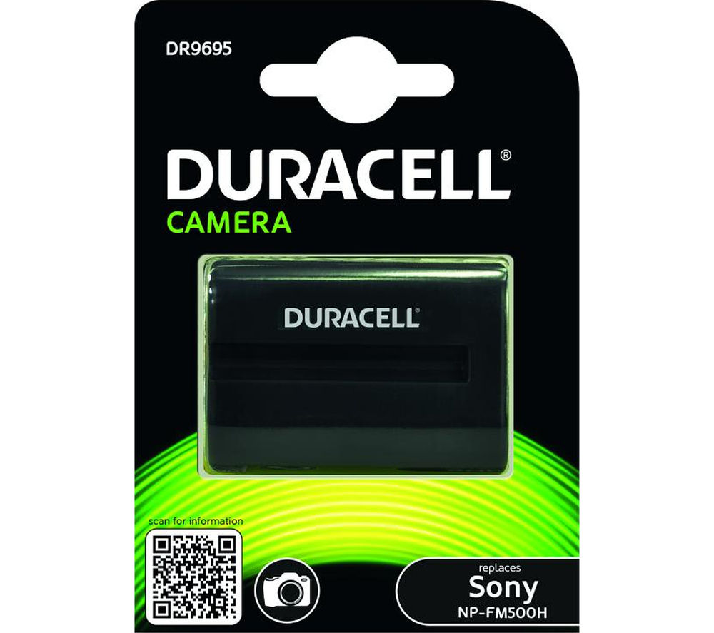 Duracell Dr9695 Lithium Ion Rechargeable Camera Battery