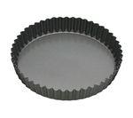 MASTER CLASS KCMCHB33 25 cm Non-Stick Quiche Tin - Black