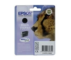 Cheetah T0711 Black Ink Cartridge