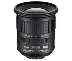 AF-S DX NIKKOR 10-24 mm f/3.5-4.5G ED Wide-angle Zoom Lens