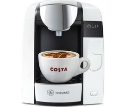 TASSIMO by Bosch Joy TAS4504GB Hot Drinks Machine - White