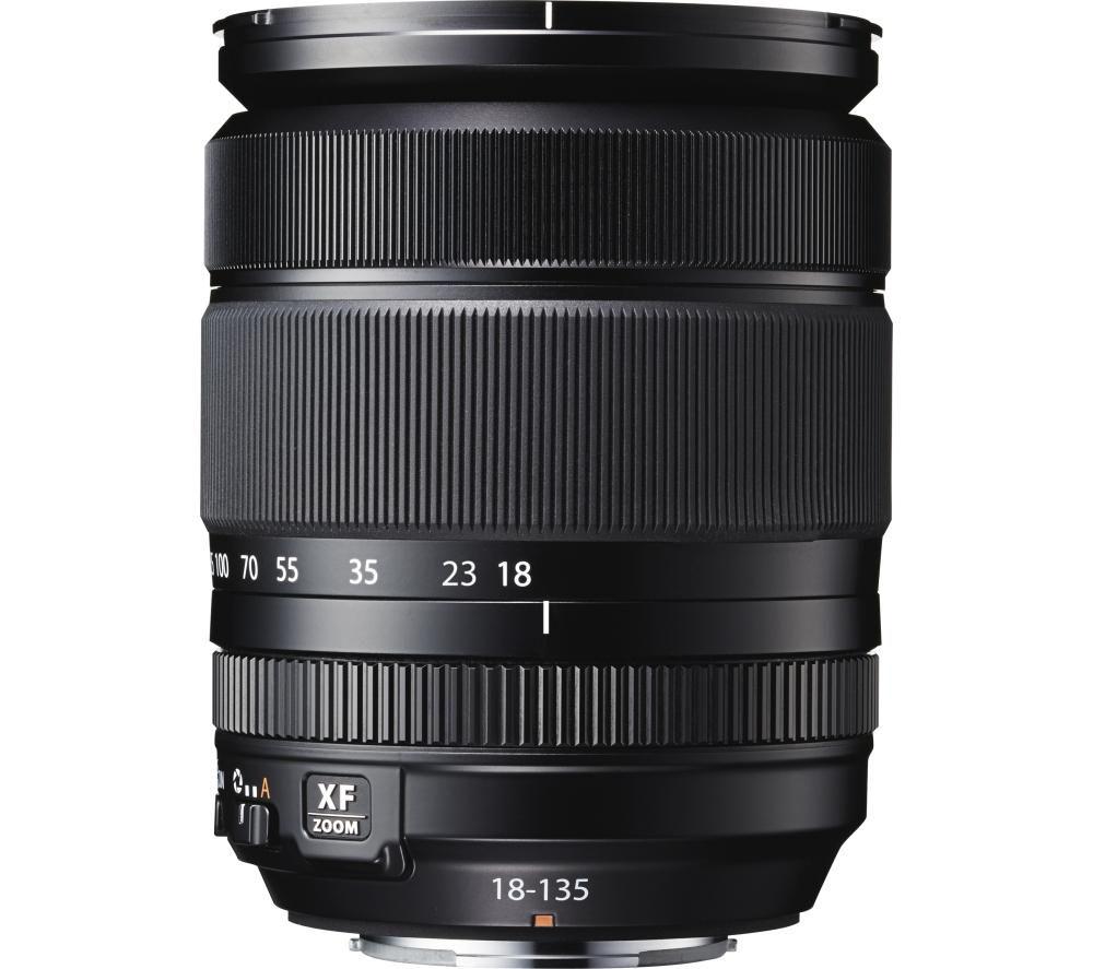 FUJIFILM Fujinon XF 18-135 mm f/3.5-5.6 Zoom Lens