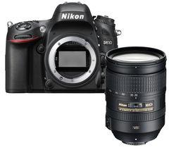 NIKON D610 DSLR Camera - Body Only