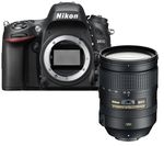 NIKON D610 DSLR Camera - Black, Body Only
