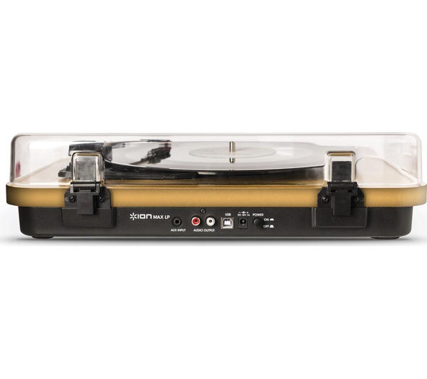 Buy ion max lp turntable wood free delivery currys for Lp smartside reviews