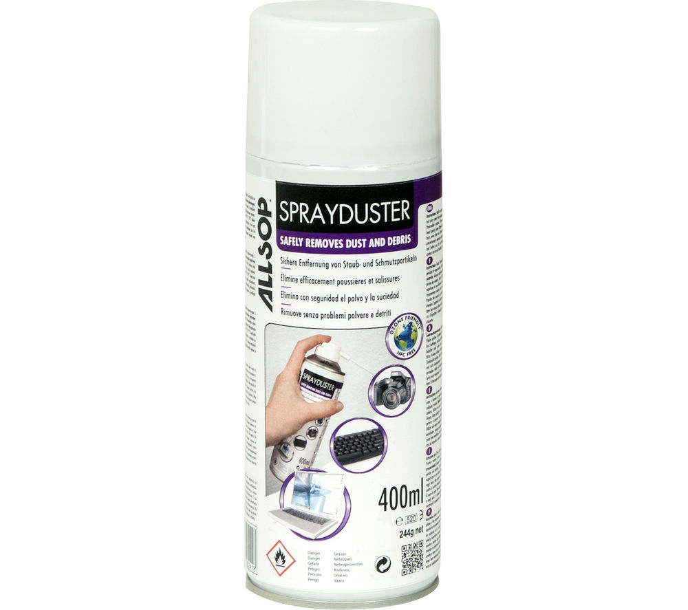 ALLSOP Sprayduster - 400 ml