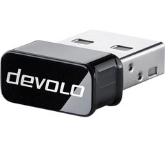 DEVOLO 9707 USB Wireless Adapter - AC 450, Single-band