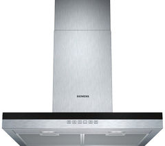 SIEMENS iQ300 LC67BE532B Chimney Cooker Hood - Stainless Steel