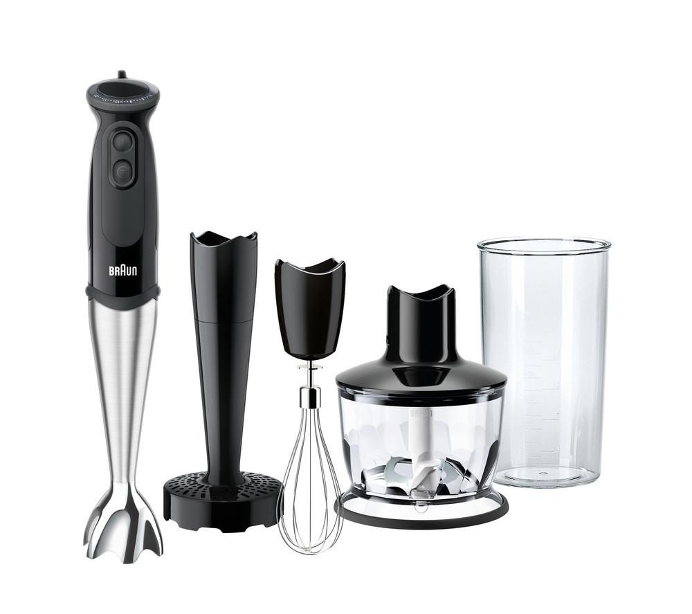 Cheapest price of Braun MultiQuick 5mQ5137 Hand Blender in new is £64.99