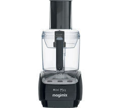 MAGIMIX Le Mini Plus 18252 Food Processor - Black