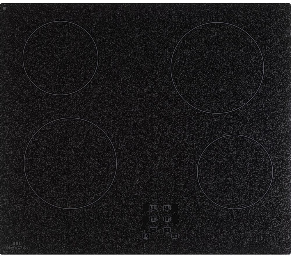 NEW WLD TC601 Ceramic Hob - Granite