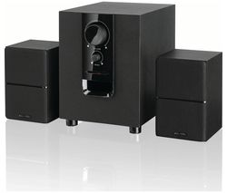 ADVENT ASP21BK17 2.1 PC Speakers - Black