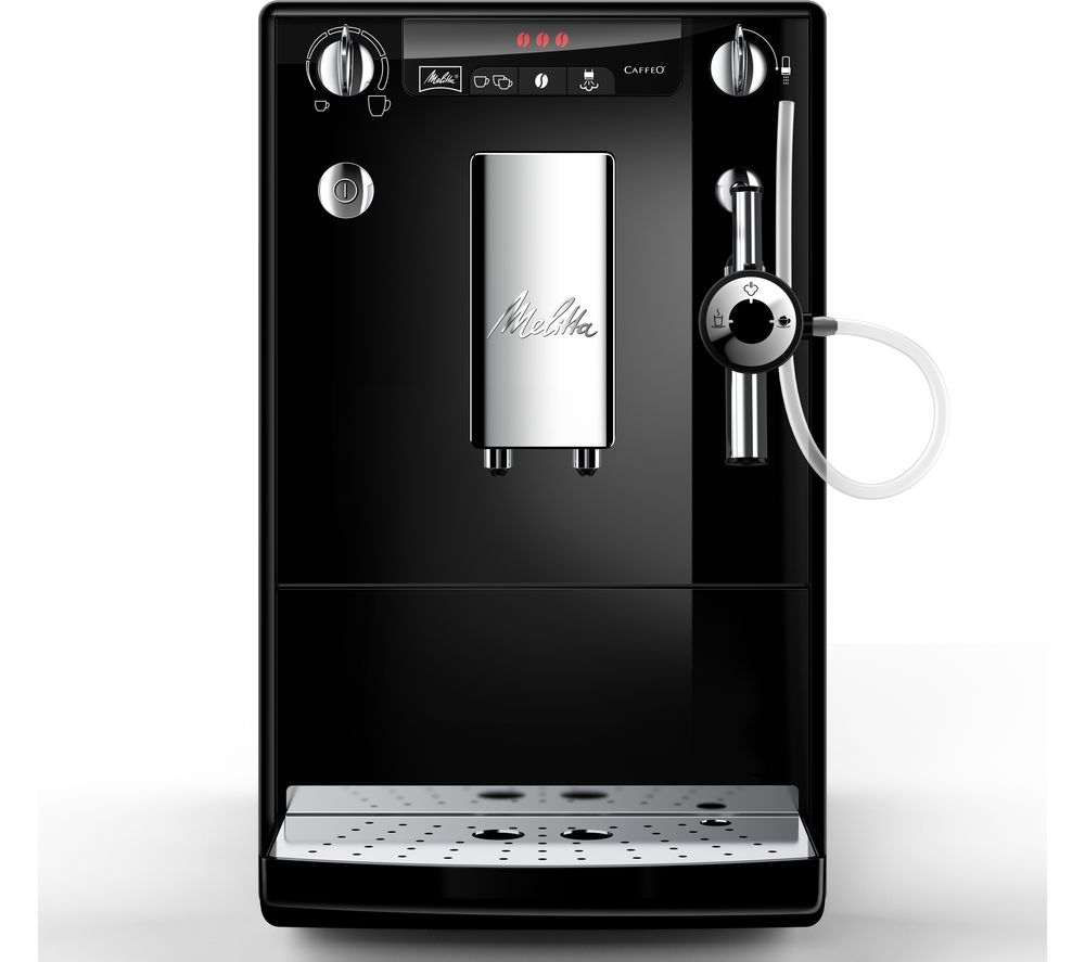 MELITTA Caffeo Solo & Perfect Milk E 957-101 Bean to Cup Coffee Machine - Black