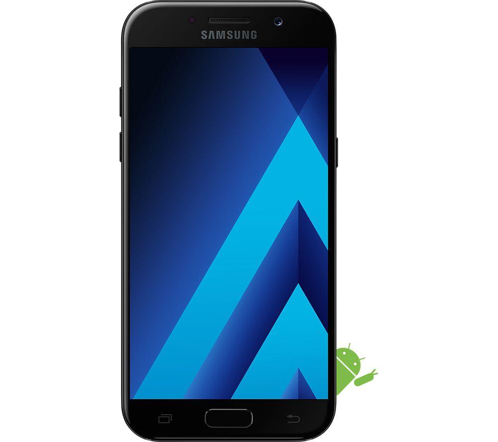 SAMSUNG Galaxy A5 - 32 GB, Black
