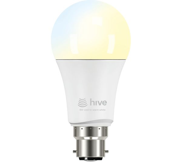 Image of HIVE Active Light Cool to Warm White Bulb - B22