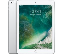 "APPLE 9.7"" iPad - 128 GB, Silver"