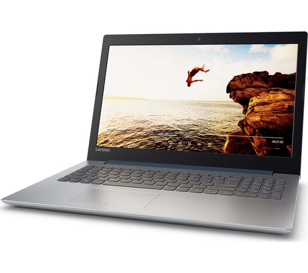 "LENOVO IdeaPad 320 15.6"" Laptop - Blue"