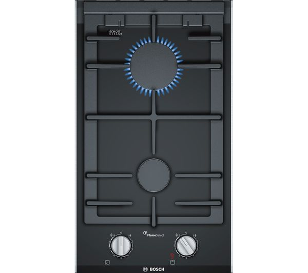 BOSCH Serie 8 PRB3A6D70 Gas Hob - Black