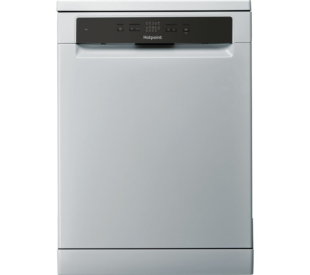 HOTPOINT HDFC2B26SV Full-size Dishwasher - Silver