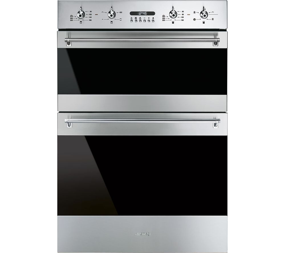 SMEG DOSF634X Electric Double Oven - Stainless Steel