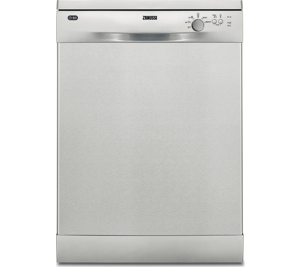 Compare prices for Zanussi ZDF22002XA Full-size Dishwasher Stainless Steel