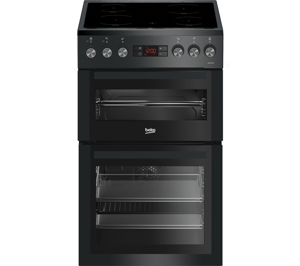 Compare retail prices of Beko XDVC5XNTT 50cm Electric Cooker to get the best deal online