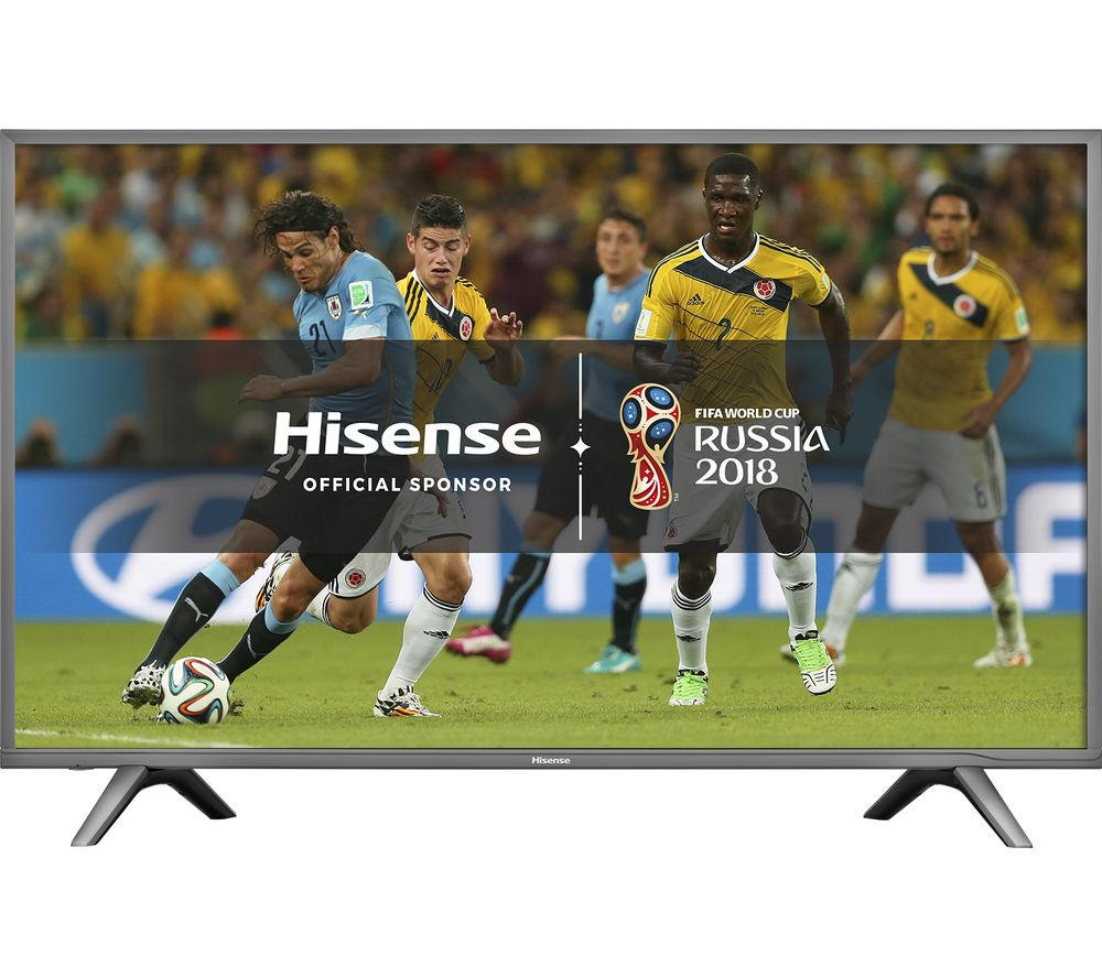 Compare Hisense  Hisense H43N5700UK 43 Inch Smart 4K Ultra HD HDR LED TV in UK