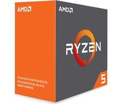 AMD Ryzen 5 1600X CPU