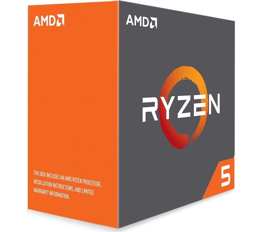 Compare prices for AMD Ryzen 5 1600X CPU