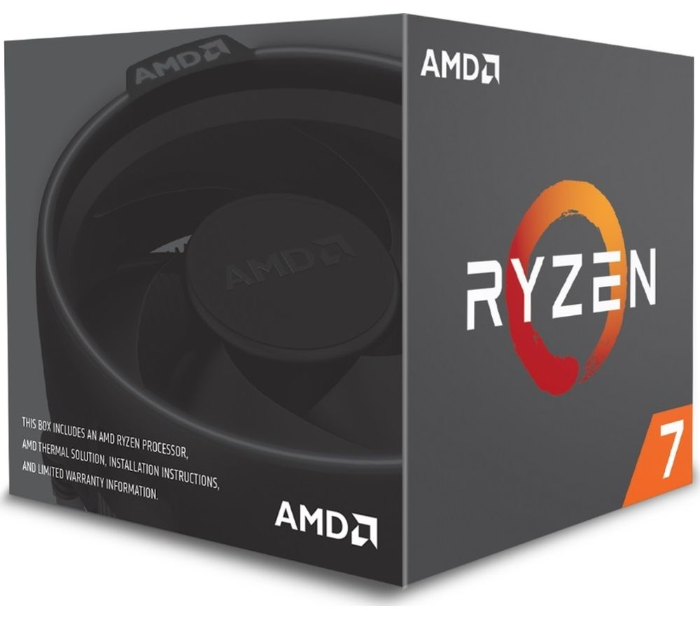 Compare prices for AMD Ryzen 7 1700 AM4 CPU