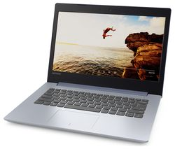 "LENOVO IdeaPad 320-14ISK 14"" Laptop - Denim Blue"