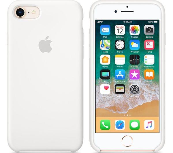apple white iphone 8 case