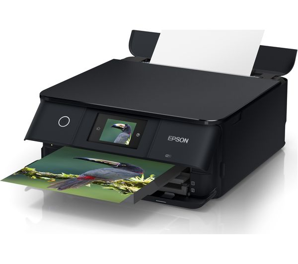 EPSON Expression Photo XP-8500 All-in-One Wireless Inkjet Printer