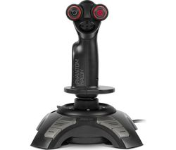 SPEEDLINK Phantom Hawk SL-6638-BK Joystick - Black