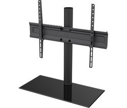 AVF B600BB 550 mm TV Stand with Bracket - Black