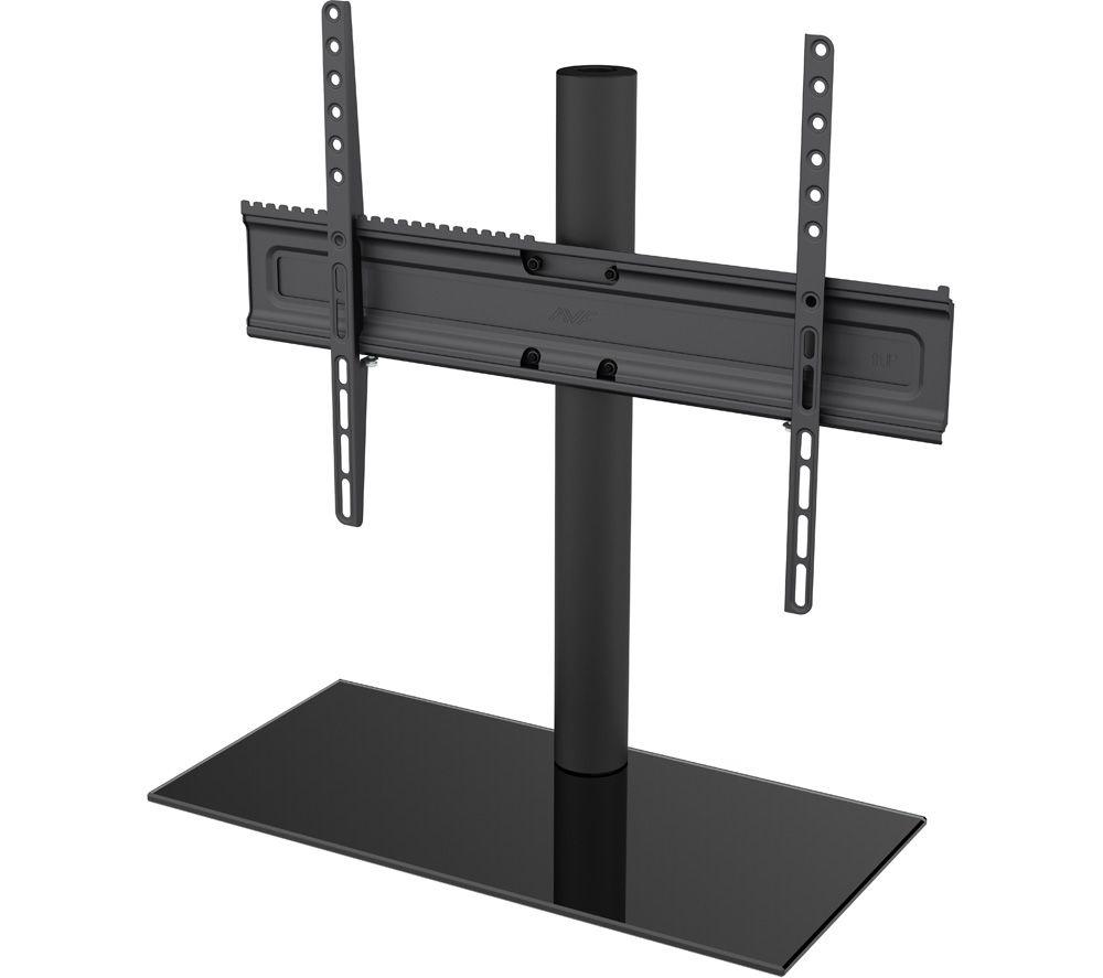 AVF B600BB 550 mm TV Stand with Bracket - Black