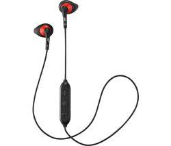 Gumy Sport HA-EN10BT-BE Wireless Bluetooth Sports Earphones - Black