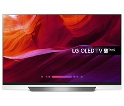 "LG OLED55E8PLA 55"" Smart 4K Ultra HD HDR OLED TV"