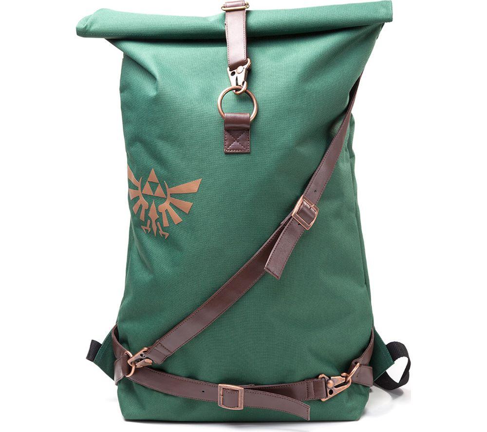 NINTENDO Zelda Link Belt Backpack - Green