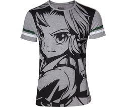 NINTENDO Link Streetwear T-Shirt - Grey, Large