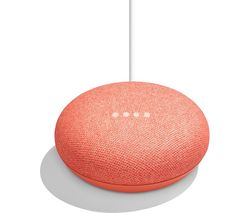GOOGLE Home Mini - Coral