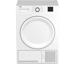 BEKO DTBC9001W 9 kg Condenser Tumble Dryer - White