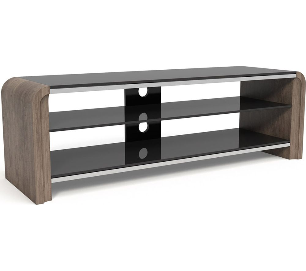 VIVANCO V-Series 1400B 1400 mm TV Stand - Wood