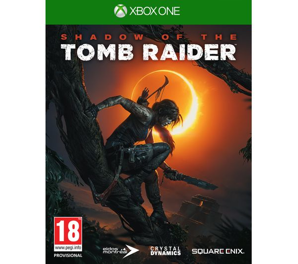 Image of XBOX ONE Shadow of the Tomb Raider